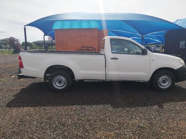 2011 Toyota Hilux 2.0 Vvti Pu Sc  Gauteng Pretoria_0