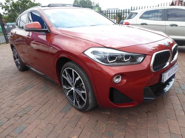 2018 BMW X2 xDRIVE20d M Sport X Auto F39 Gauteng Bramley_0