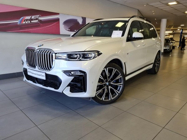 2020 BMW X7 xDRIVE30d M Sport G07 Gauteng Four Ways_0