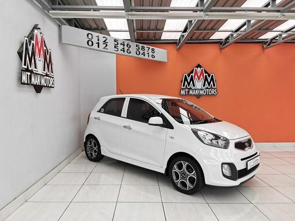 2014 Kia Picanto 1.2 Ex  Gauteng Pretoria_0