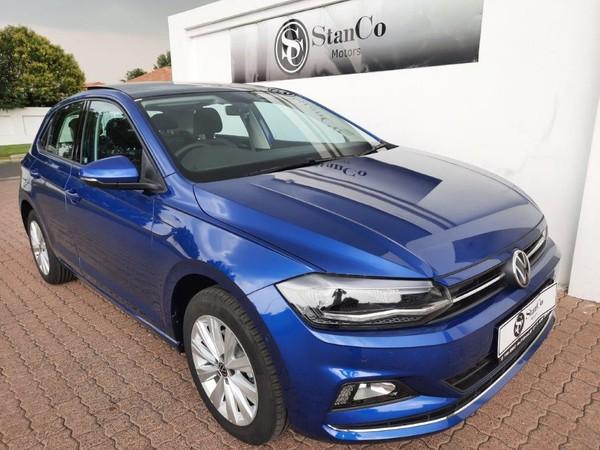 2021 Volkswagen Polo 1.0 TSI Highline DSG 85kW Mpumalanga Trichardt_0