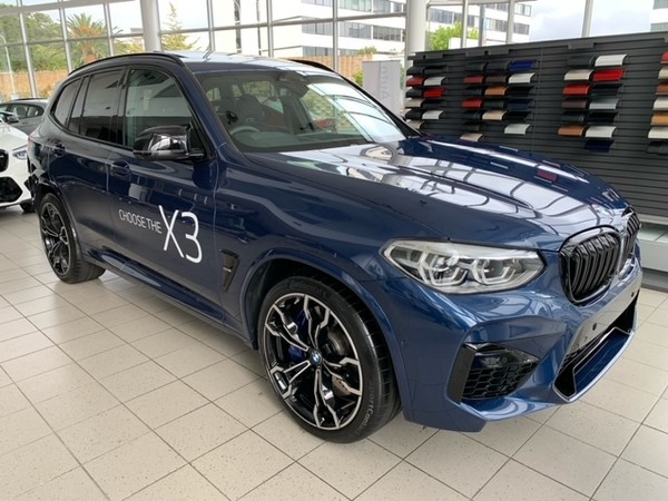 2020 BMW X3 M Competition Western Cape Claremont_0