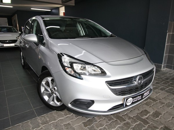 2019 Opel Corsa 1.0T Ecoflex Enjoy 5-Door 66KW Eastern Cape Port Elizabeth_0