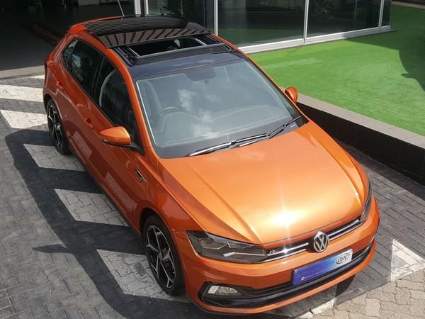 2018 Volkswagen Polo 1.0 TSI Comfortline R-LINE Gauteng Midrand_0