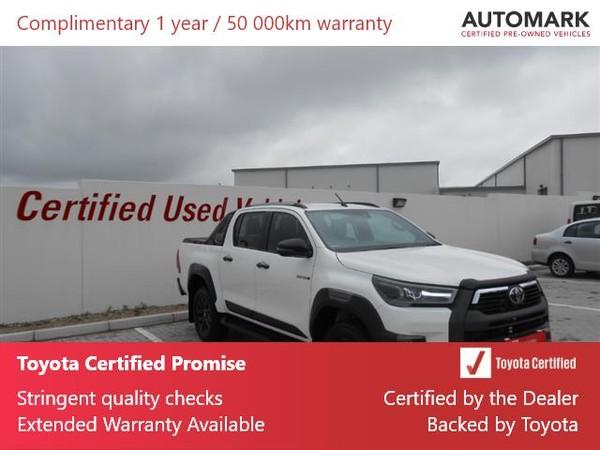 2020 Toyota Hilux 2.8 GD-6 RB Legend RS 4x4 Double Cab Bakkie Eastern Cape Port Elizabeth_0