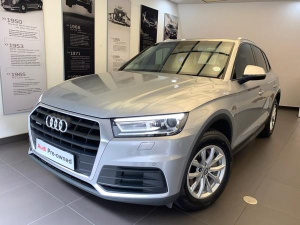 2018 Audi Q5 2.0 TDI Quattro Stronic Gauteng Rivonia_0