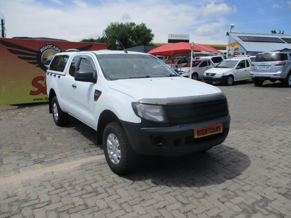 2012 Ford Ranger 2.5i Xl Pu Supcab  Gauteng North Riding_0