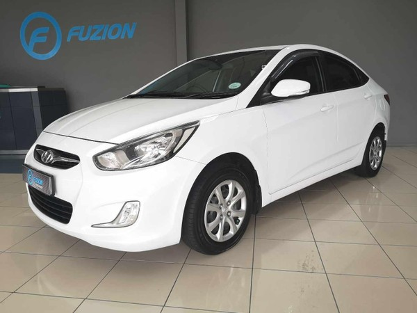 2014 Hyundai Accent 1.6 Gls  Western Cape Kuils River_0