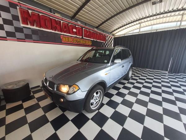 2005 BMW X3 2.0d  Gauteng Pretoria_0