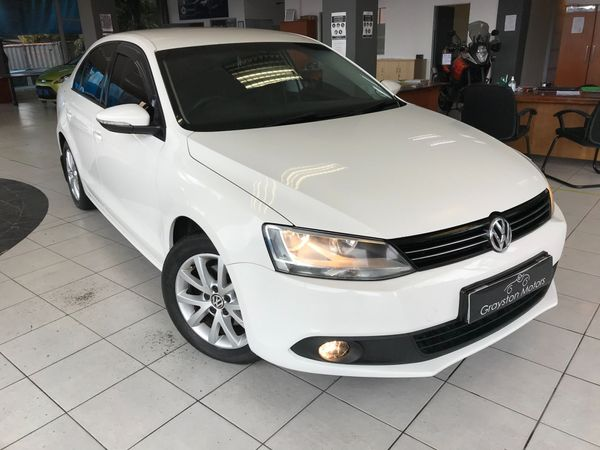 2013 Volkswagen Jetta Vi 1.4 Tsi Comfortline  Gauteng Sandton_0
