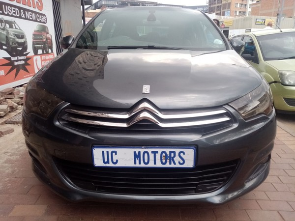 2015 Citroen C4 Aircross 2.0 Seduction At  Gauteng Germiston_0