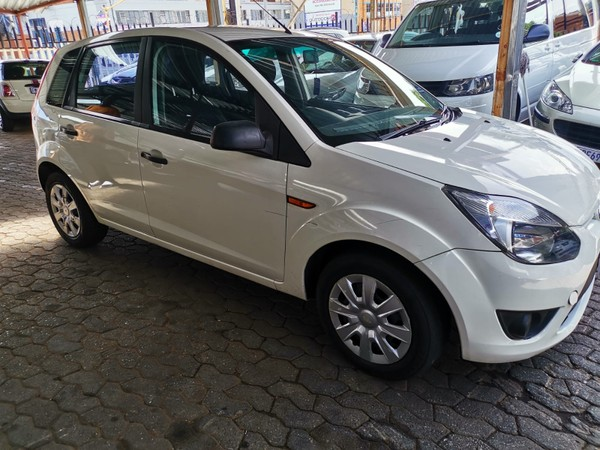 2012 Ford Figo 1.4 Trend  Gauteng Jeppestown_0