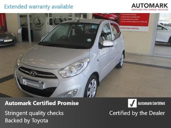 2016 Hyundai i10 1.1 GLS  Motion Western Cape Cape Town_0