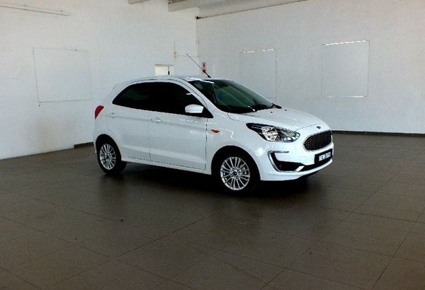 2021 Ford Figo 1.5Ti VCT Titanium 5DR Western Cape Robertson_0