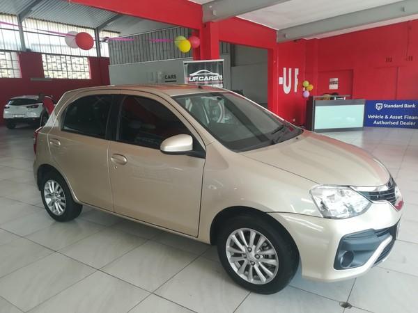 2020 Toyota Etios 1.5 Xs  Kwazulu Natal Durban_0