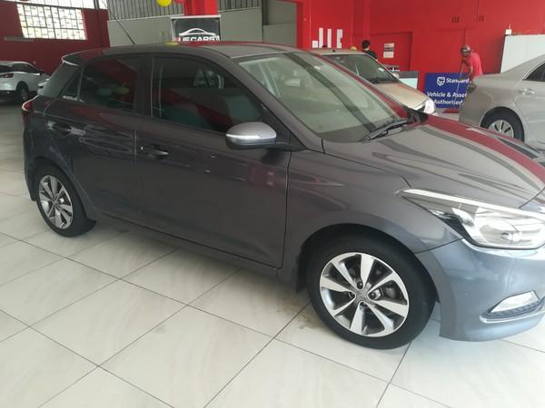 2015 Hyundai i20 1.4 Glide  Kwazulu Natal Durban_0