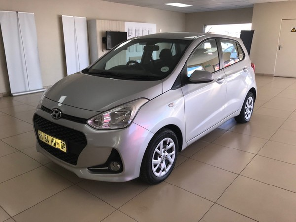 2018 Hyundai Grand i10 1.0 Motion Northern Cape Kimberley_0