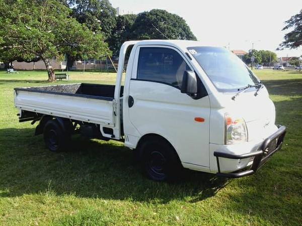 2009 Hyundai H100 Bakkie 2.6i D Fc Cc  Kwazulu Natal Durban_0