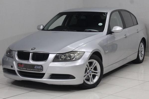 2008 BMW 3 Series 320i Exclusive Auto e90 Gauteng Nigel_0