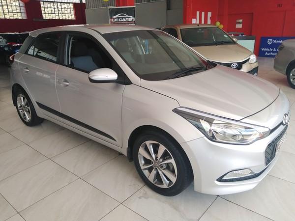 2015 Hyundai i20 1.4 Fluid Auto Kwazulu Natal Durban_0