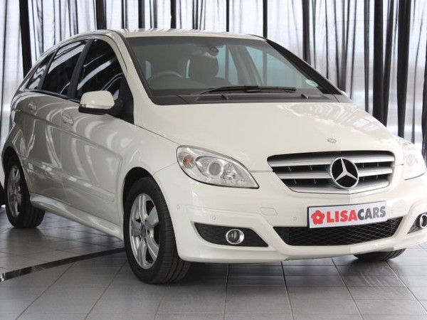 2011 Mercedes-Benz B-Class B 180 At  Gauteng Kempton Park_0