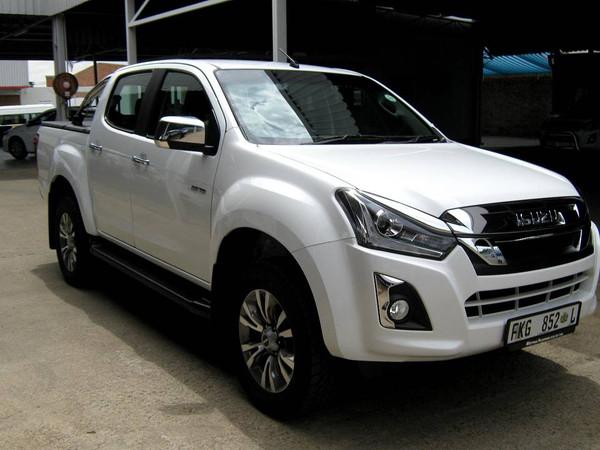 2021 Isuzu D-MAX 300 LX Auto Double Cab Bakkie Limpopo Polokwane_0