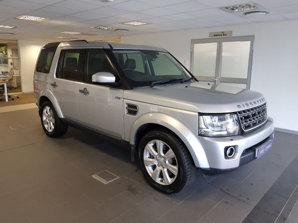 2015 Land Rover Discovery 4 3.0 Tdv6 Se  Kwazulu Natal Durban_0