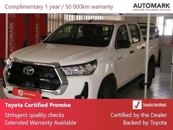 2020 Toyota Hilux 2.4 GD-6 RB Raider Auto Double Cab Bakkie Free State Welkom_0