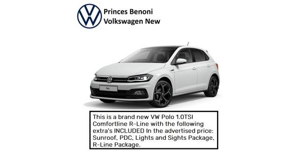 2021 Volkswagen Polo 1.0 TSI Comfortline Gauteng Benoni_0