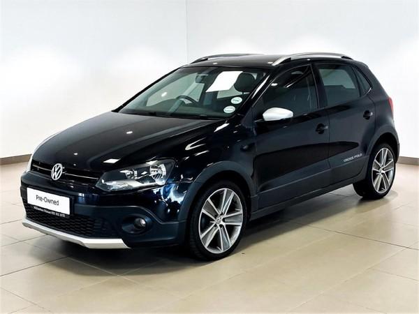 2012 Volkswagen Polo 1.6 Tdi Cross  Western Cape Milnerton_0