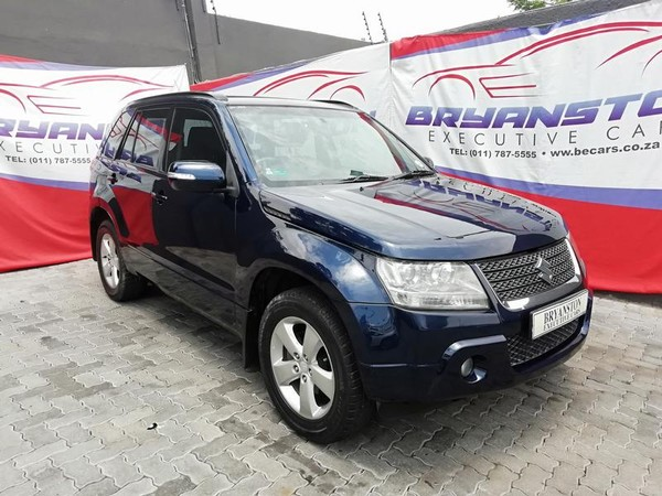 2009 Suzuki Grand Vitara 2.4 At  Gauteng Randburg_0