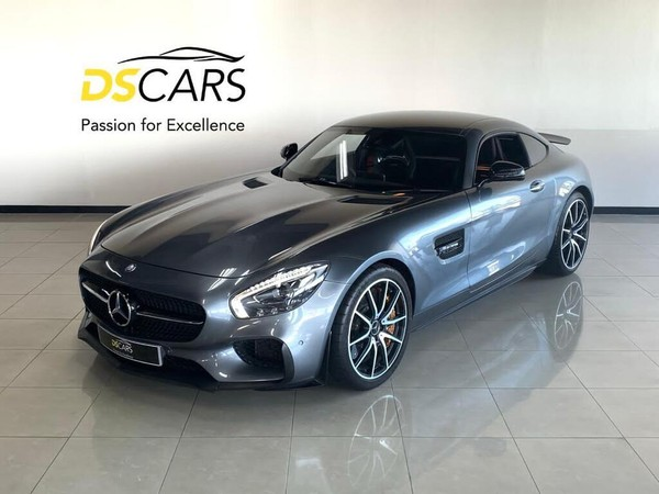2015 Mercedes-Benz AMG GT S 4.0 V8 Coupe Western Cape Century City_0