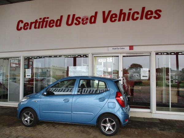 2014 Hyundai i10 1.1 Gls  Limpopo Limpopo_0