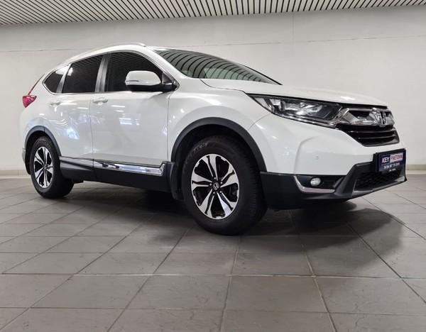 2018 Honda CR-V 2.0 Elegance CVT Kwazulu Natal Pinetown_0