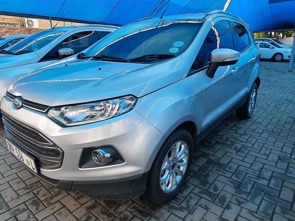 2013 Ford EcoSport 1.5TiVCT Titanium Auto Gauteng Pretoria_0