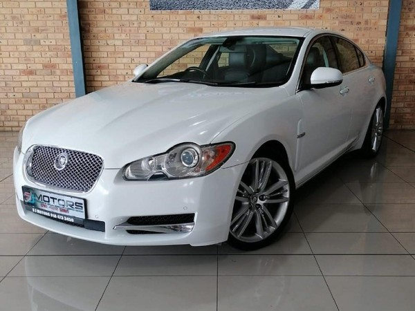 2010 Jaguar XF 3.0d S Premium Luxury  North West Province Orkney_0