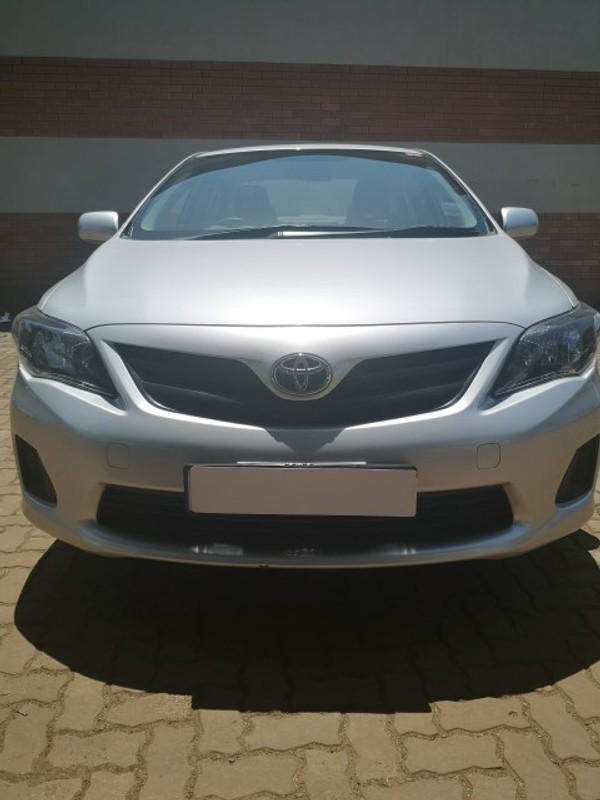 2019 Toyota Corolla Quest 1.6 Limpopo Louis Trichardt_0