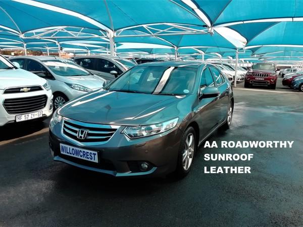 2012 Honda Accord 2.4 Executive At  Gauteng Randburg_0