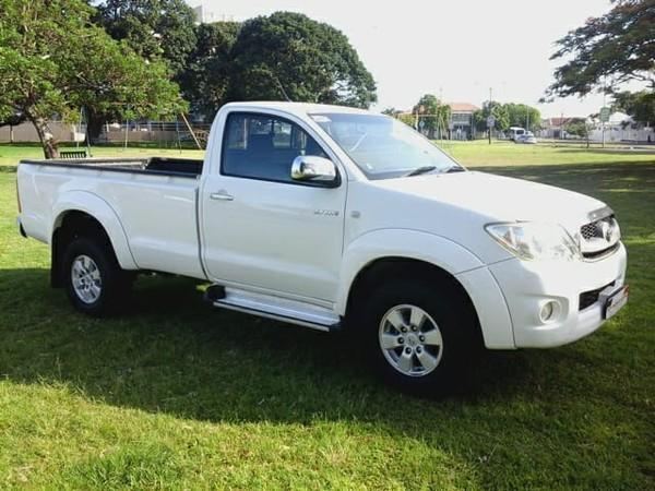 2011 Toyota Hilux 2.7 Vvti Raider Rb Pu Sc  Kwazulu Natal Durban_0