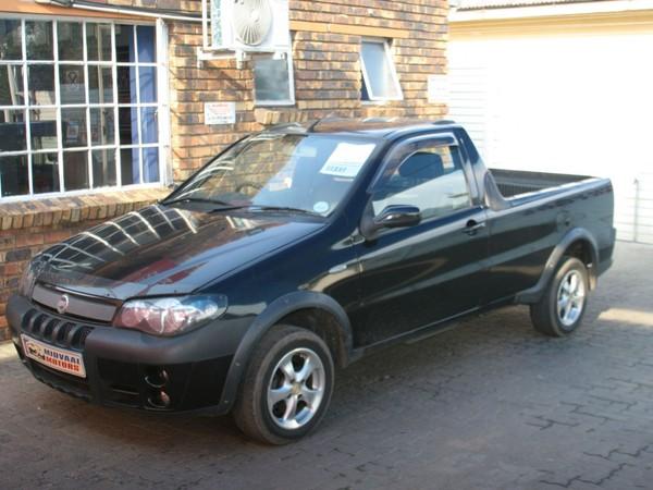 2006 Fiat Strada 1.6 Elx Pu Sc  Gauteng Vereeniging_0