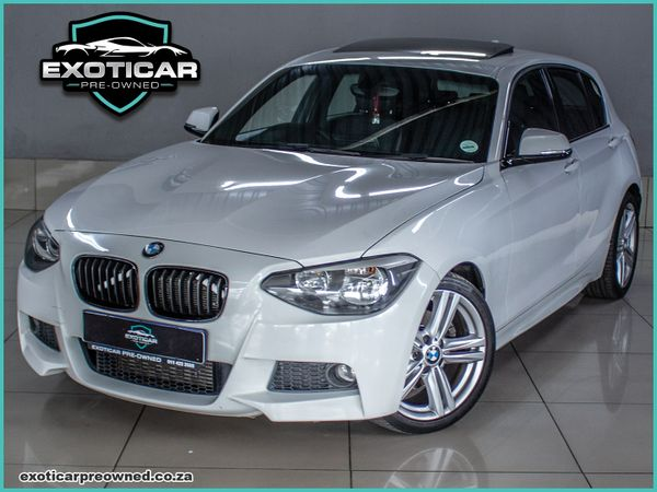 2013 BMW 1 Series 125i M Sport Line 5dr At f20  Gauteng Benoni_0