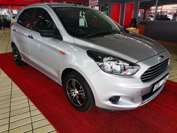 2018 Ford Figo 1.5Ti VCT Ambiente 5-Door Western Cape Goodwood_0