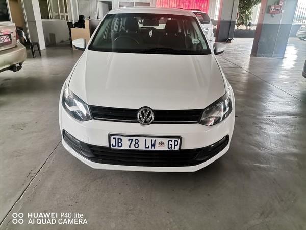 2019 Volkswagen Polo Vivo 1.4 Trendline 5-Door Gauteng Johannesburg_0