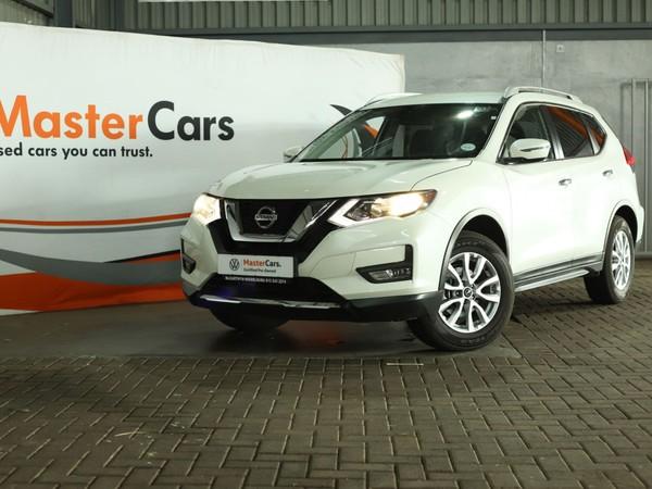 2019 Nissan X-Trail 2.5 Acenta 4X4 CVT Mpumalanga Secunda_0