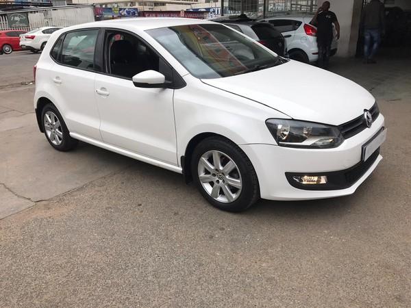 2013 Volkswagen Polo 1.6 Comfortline  Gauteng Johannesburg_0