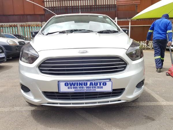 2017 Ford Figo 1.5 Ambiente 5-Door Gauteng Johannesburg_0