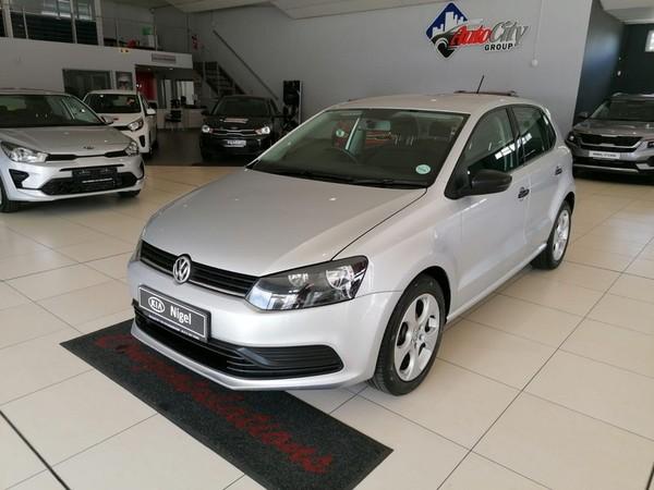 2015 Volkswagen Polo 1.2 TSI Trendline 66KW Gauteng Nigel_0