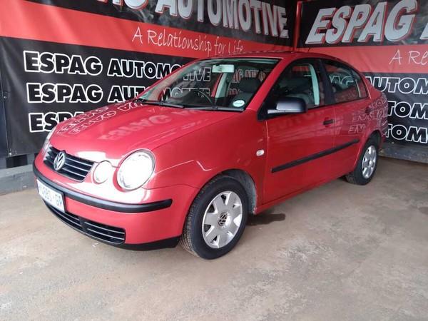 2005 Volkswagen Polo Classic 1.4  Gauteng Pretoria_0