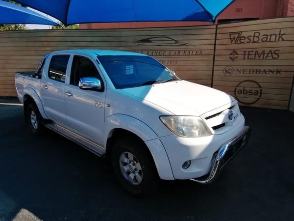 2007 Toyota Hilux 2.7vvt-i Raider Pu Dc  Gauteng Rosettenville_0