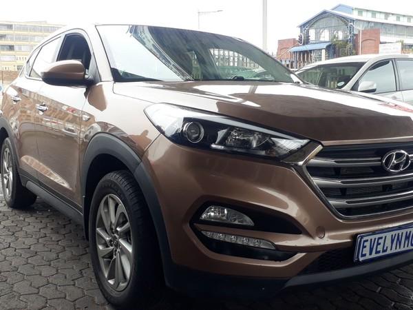 2016 Hyundai Tucson 2.0 Premium Auto Gauteng Johannesburg_0